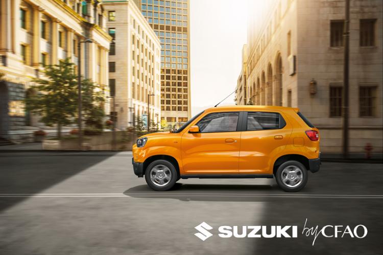 SUZUKI S-PRESSO   Le Nouveau SUV Urbain et Malin
